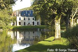 Burgund: die Abbaye de la Bussière