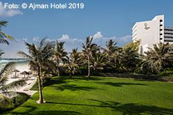 Ajman Hotel von Blazon Hotels in den Vereinigten Arabischen Emiraten