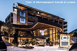 AMONTI & LUNARIS Wellnessresort, Steinhaus im Ahrntal