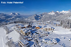 Alpin Ballooning im Kaiserwinkl/Tirol