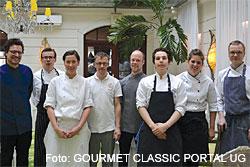 Schnupper-Tage in der Gourmet Küche des Bülow Palais