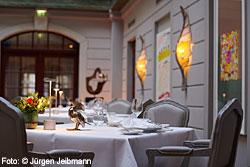 Dresdner Sternerestaurant Caroussel vor Relaunch