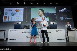 8. International Cooking Summit ChefAlps in Zürich