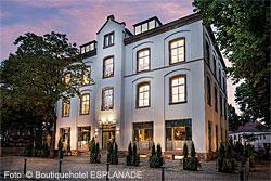 Rendezvous in Saarbrücken - Boutiquehotel ESPLANADE