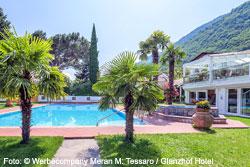 Glanzhof - Alpin-mediterrane Idylle im Meraner Land