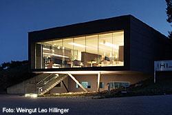 Weingut Leo Hillinger in Jois