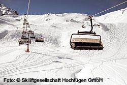 Skigebiet Hochfügen im Zillertal