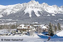 Der Kaiserhof in der Skiwelt Wilder Kaiser-Brixental
