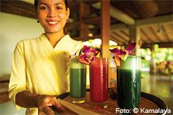 Wellness- und Gesundheitsresort Kamalaya / Koh Samui