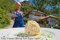 Rezept-Tipps aus Südtirol von Roter Hahn