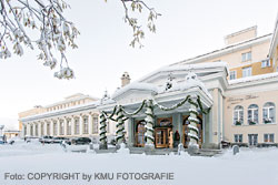 Kulm Hotel St. Moritz