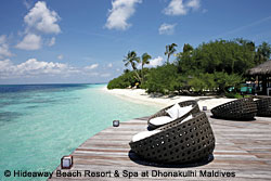 Hideaway Beach Resort & Spa auf den Malediven