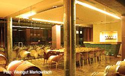 Weingut Markowitsch in Göttlesbrunn