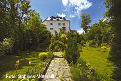 Schloss Mittersill lädt zum duftenden Kurzurlaub