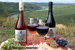 Weingut Oesterlein in Dertingen im badischen Frankenland