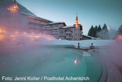 Ein Urlaub für ein gesundes Ich - Posthotel Achenkirch