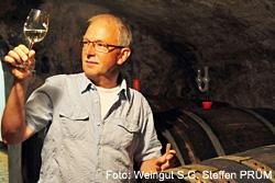 Weingut S.G. Steffen PRÜM in Maring an der Mosel