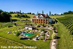 Ratscher Landhaus in der Südsteiermark