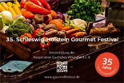Schleswig-Holstein Gourmet Festival vom September 2021 bis April 2022
