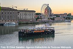 Zu Tisch in Toulouse