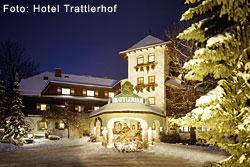 Hotel Trattlerhof Bad Kleinkirchheim