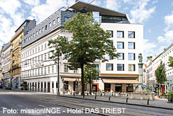 Designhotel DAS TRIEST Wien