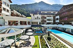 Hotel Trofana Royal Ischgl