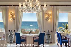 Fünf-Sterne-Resort VILA VITA Parc an der Algarve