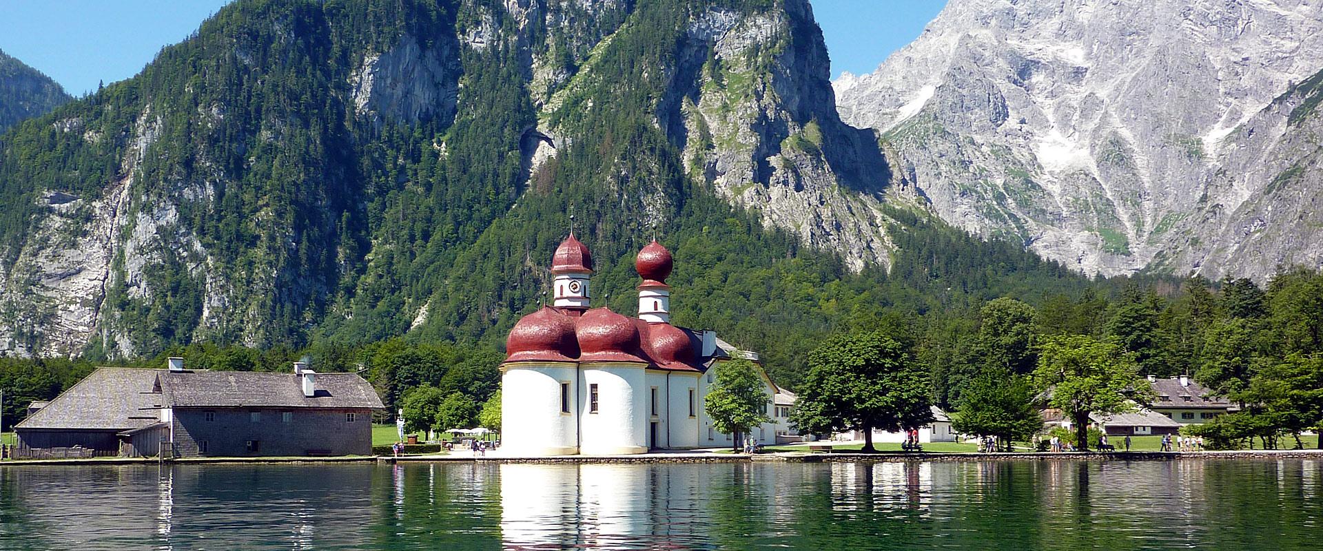 St. Bartholomä am Königsee