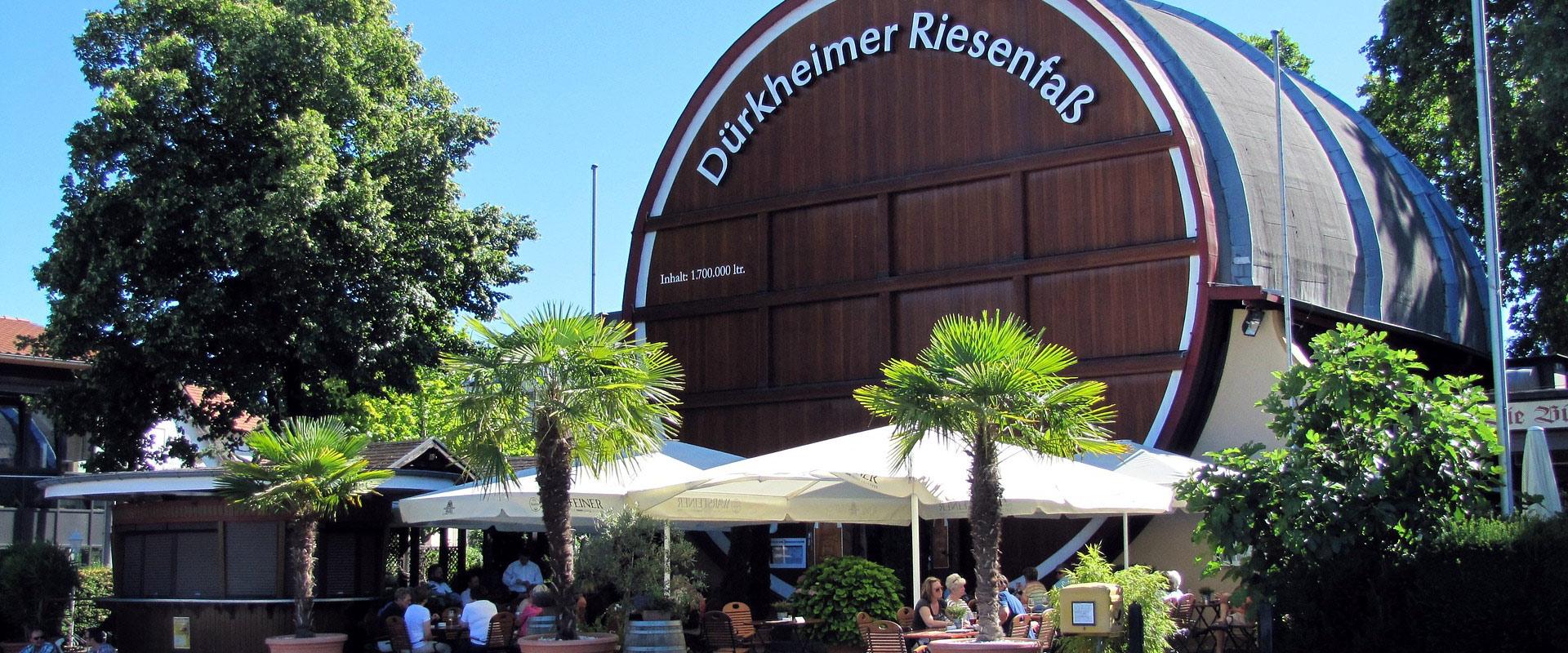 Bad Dürkheim - Deutsche Weinstraße