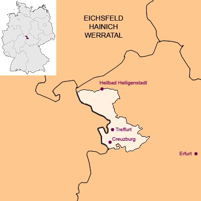Eichsfeld-Hainich-Werratal