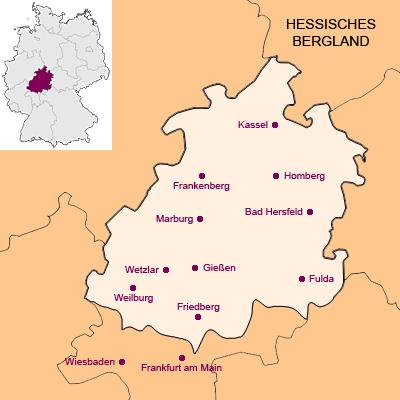 Hessisches Bergland