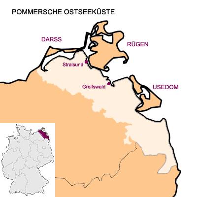 Pommersche Küste