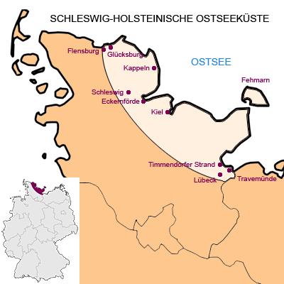 Schleswig-Holsteinische Ostseeküste