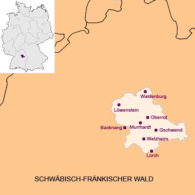 Schwäbisch-Fränkischer Wald