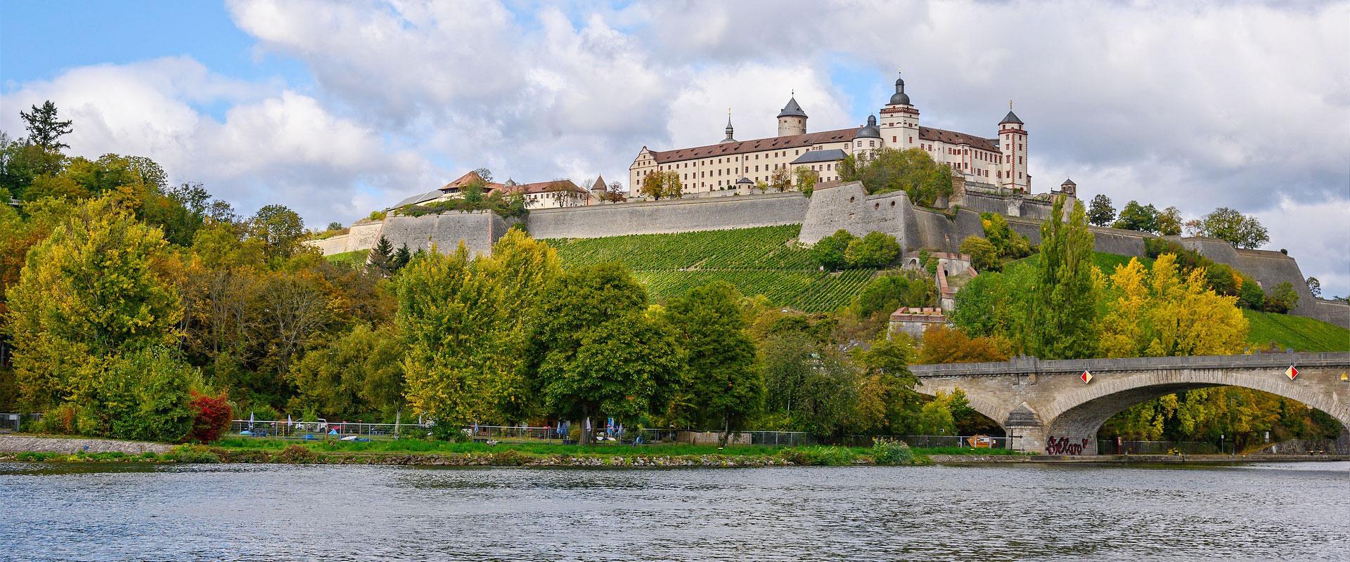 Fränkisches Weinland - Würzburg