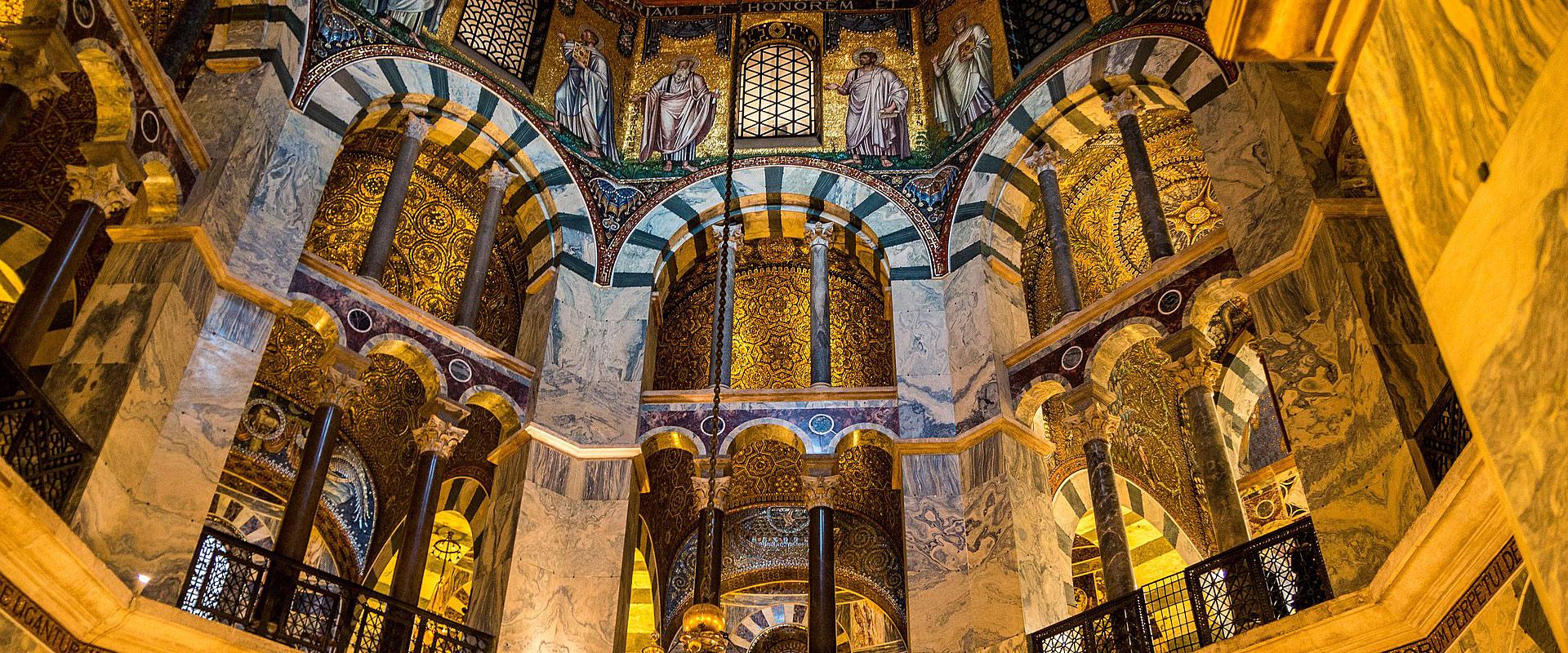 UNESCO-Welterbe Aachener Dom