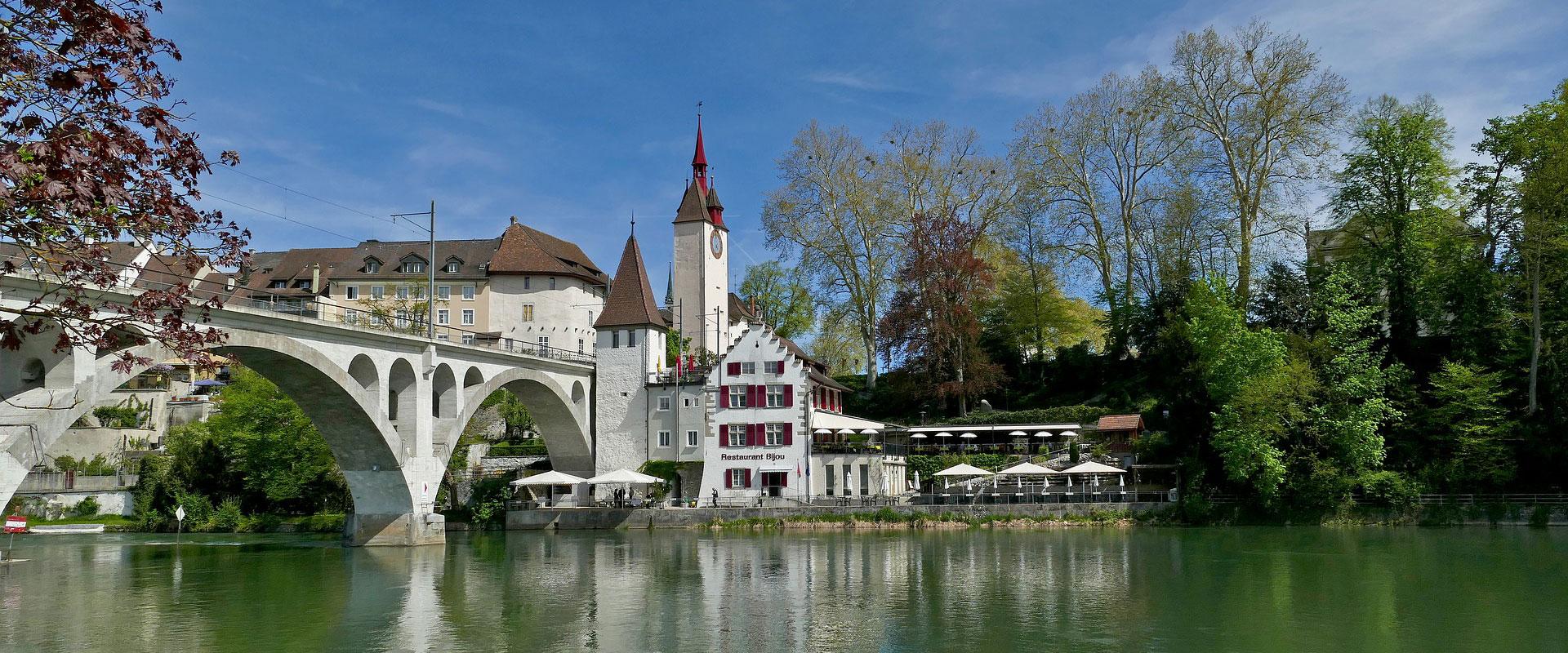 Bremgarten im Kanton Aargau