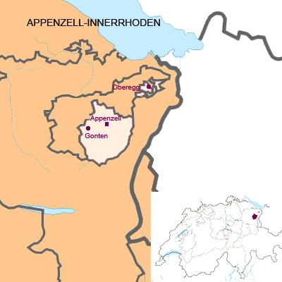 Kanton Appenzell-Innerrhoden (AI)