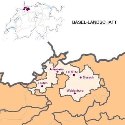 Kanton Basel-Landschaft (BL)