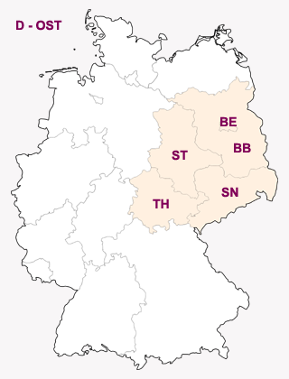 Deutschland-Ost
