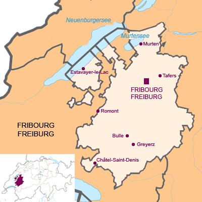 Kanton Fribourg (FR)