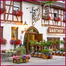 Gasthof-Restaurant Hirsch Bad Ditzenbach-Gosbach