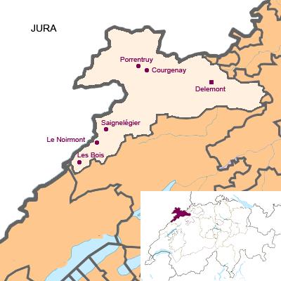 Kanton Jura (JU)