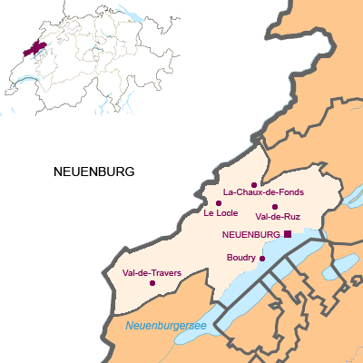 Kanton Neuenburg (NE)