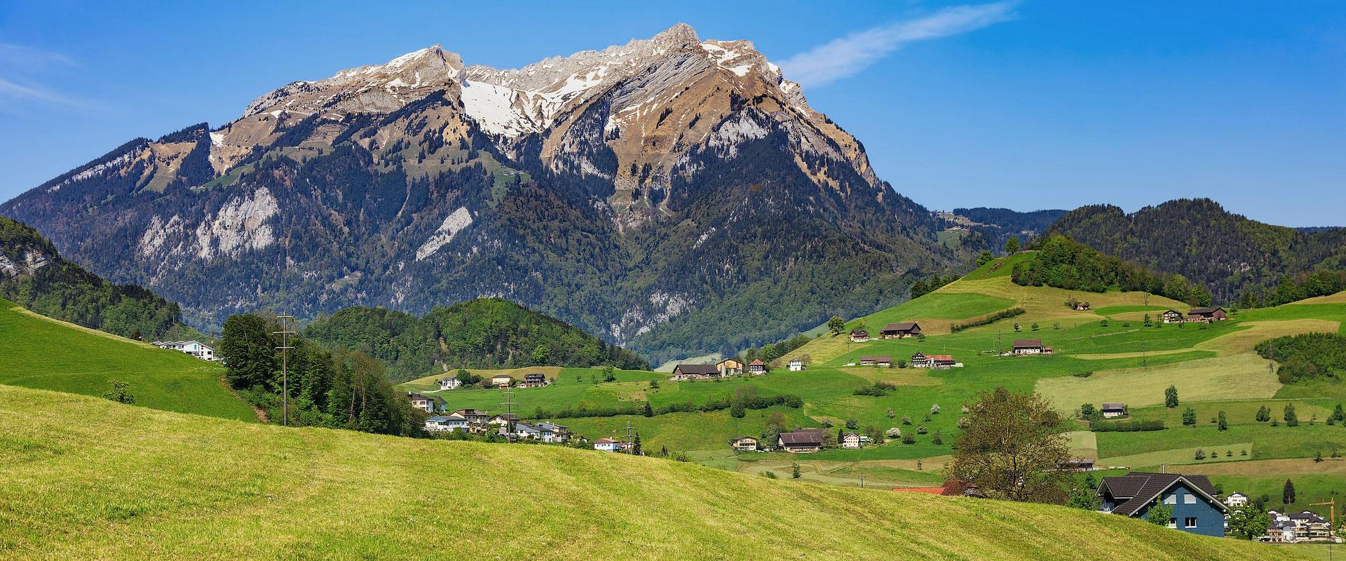 Stanserhorn im Kanton Nidwalden