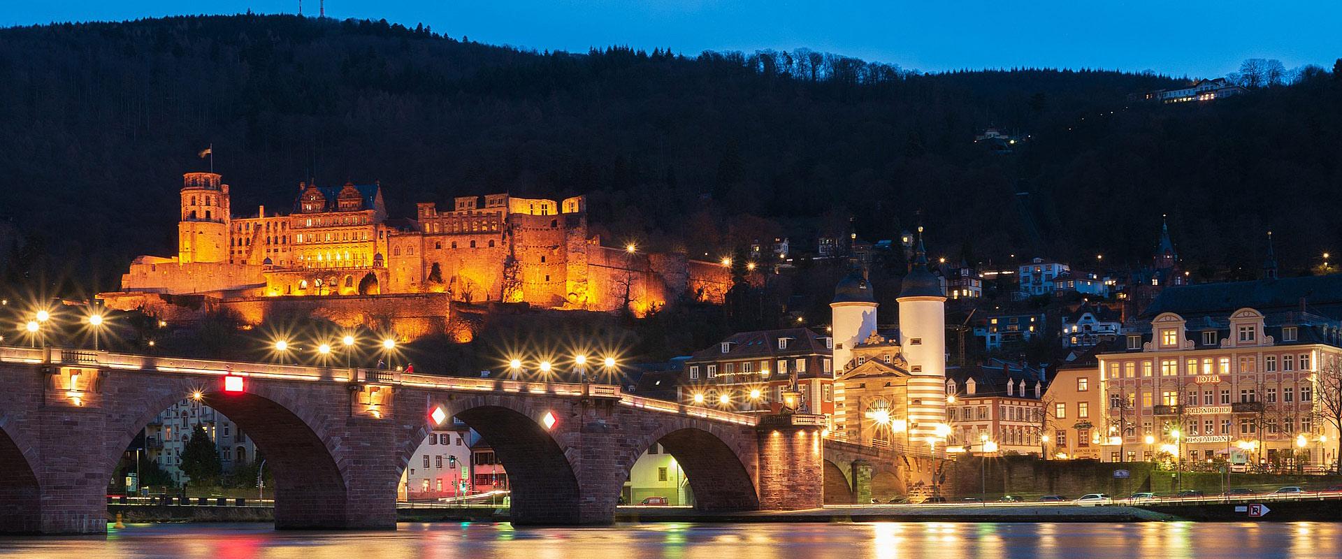 Odenwald - Heidelberg