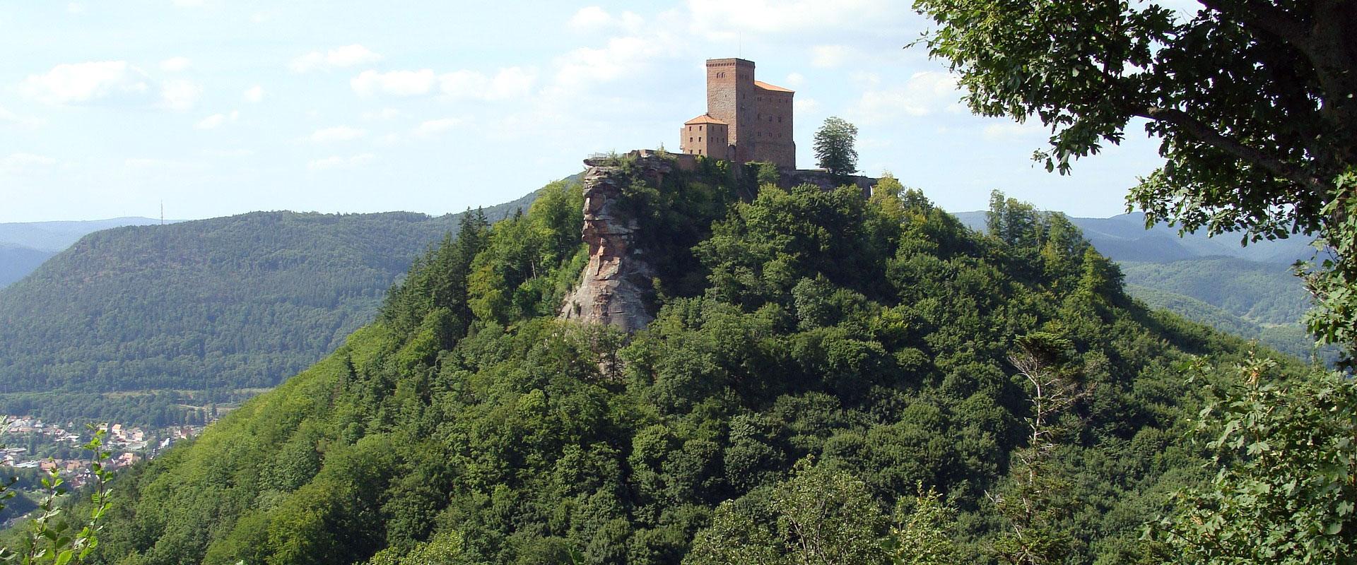 Pfälzer Wald - Burg Trifels