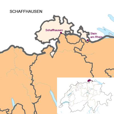 Kanton Schaffhausen (SH)