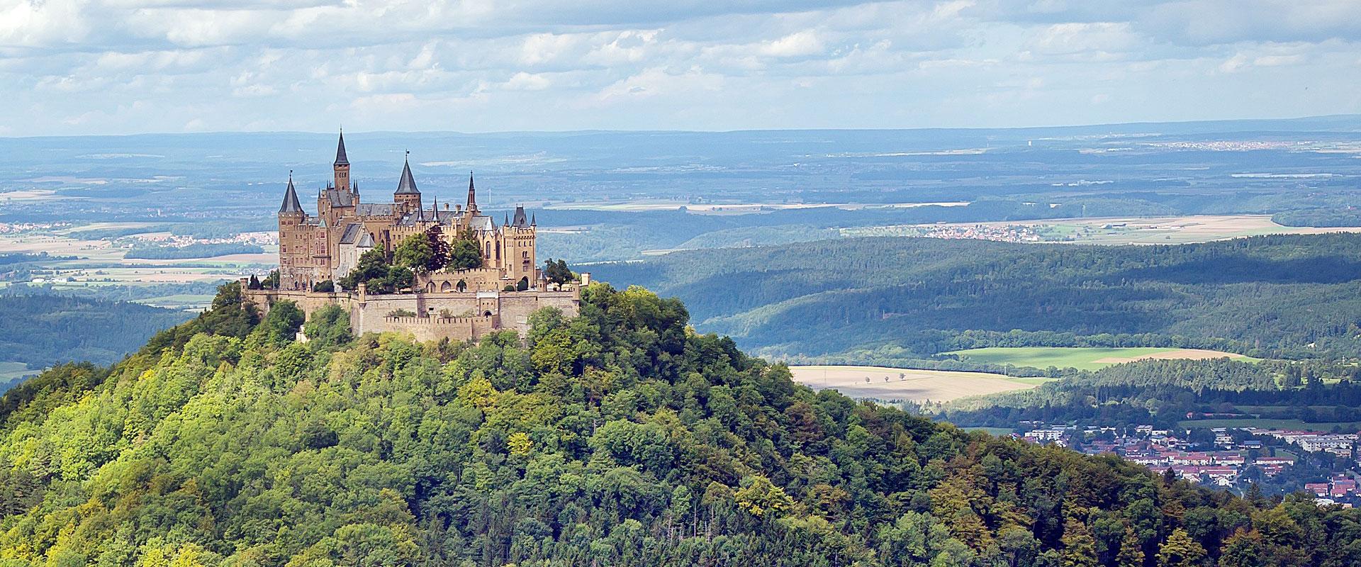 Schwäbische Alb - Burg Hohenzollern